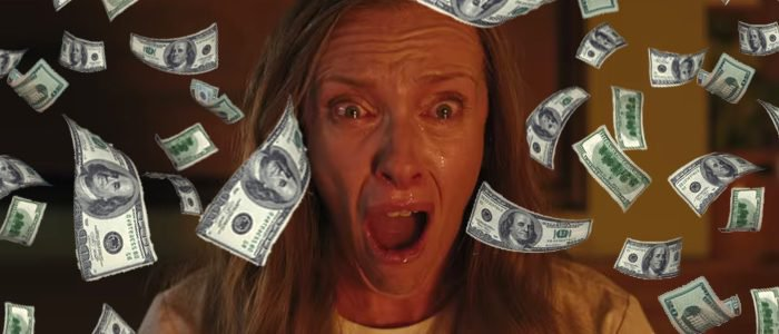 Hereditary box office