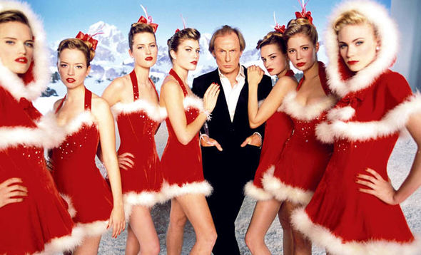 Bill never expected Love Actually to be such a hit