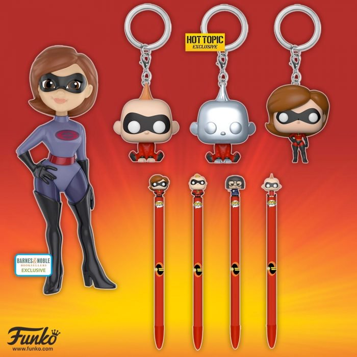 Incredibles 2 Funko Products