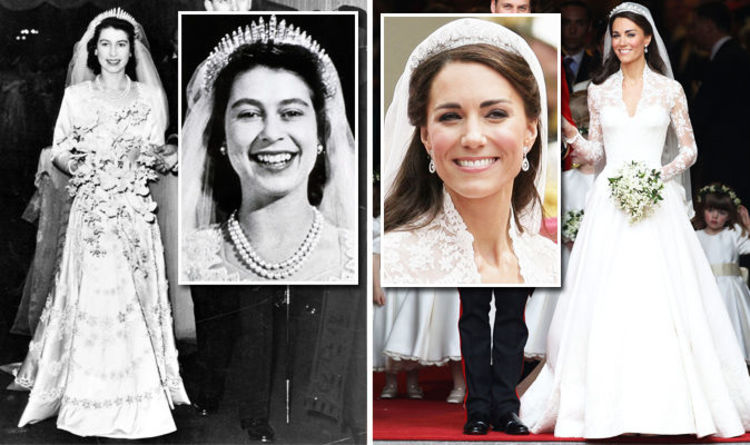 Would The Queen Elizabeth Ii Or Kate Middleton S Wedding Dress Cost More Today Brief News