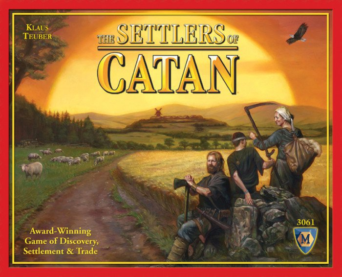 settlers of catan movie