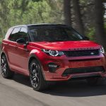 18. Land Rover Discovery Sport