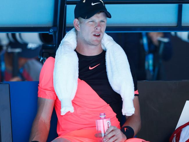 Kyle Edmund is in the semi-finals.