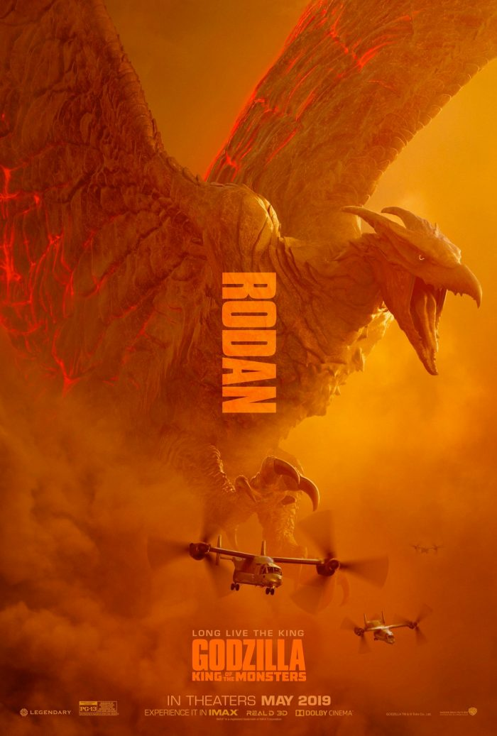 Godzilla King of the Monsters Posters