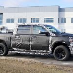 2019 Ram 1500 (spy photo)