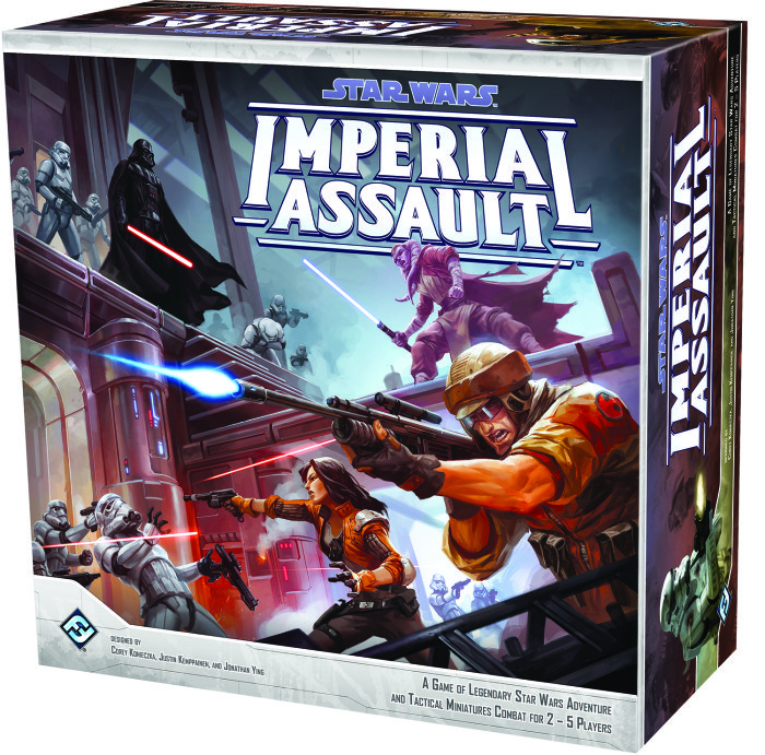 star wars games imperial assault