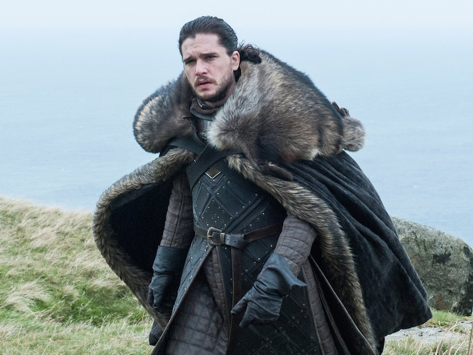 Game of Thrones season seven Jon Snow Helen Sloan   HBO (Photo 6)