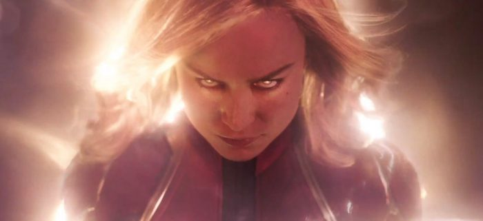 captain marvel trailer new