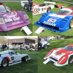 12 of IMSA's Legendary GTP Race Cars Gather at the 2018 Amelia Island Concours