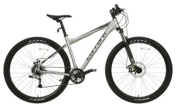 Halfords Carrera Sulcata bike