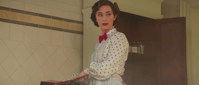 Mary Poppins Returns clip