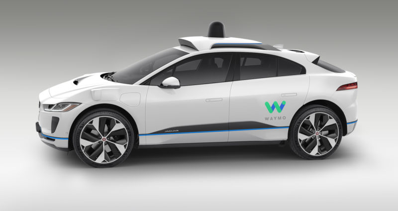 This is the sixth type of vehicle Waymo has added its self-driving technology to. The company has also ordered thousands of Chrysler Pacifica Hybrid minivans for its fleet.