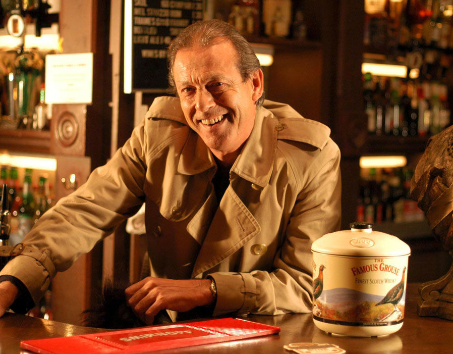 EastEnders star Leslie Grantham's life in pictures