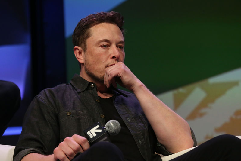 Elon Musk, chief of SpaceX, made the decision to cut 10 percent of his workforce.