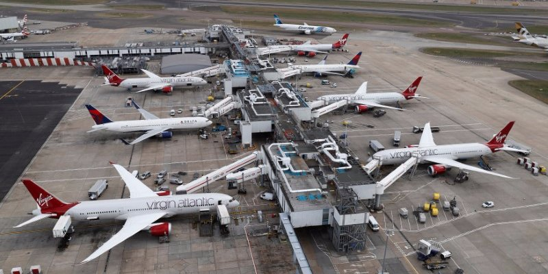 FILE PHOTO: A general view of Terminal 3 at Heathrow Airport near London, Britain October 11, 2016. REUTERS/Stefan Wermuth/File Photo