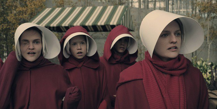 the handmaid's tale season 2 first look