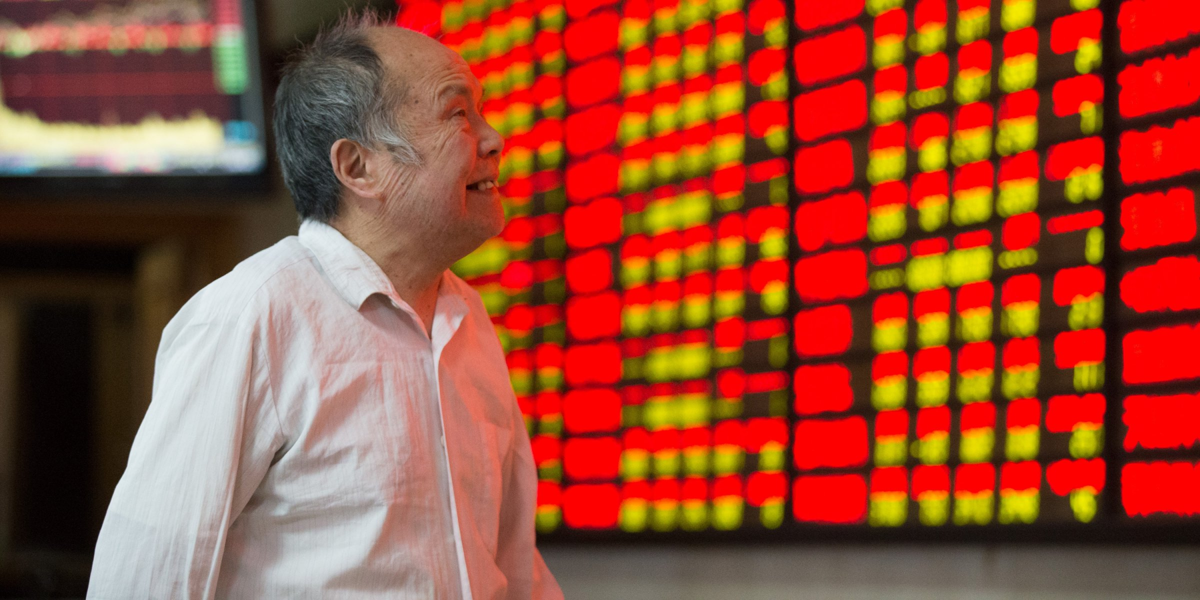 china stock market brokerage