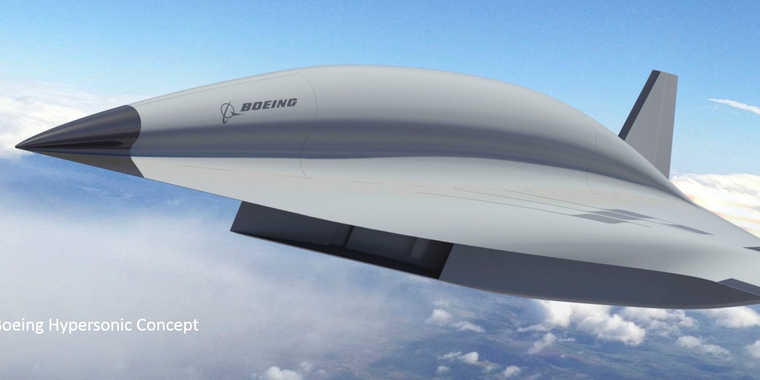 Boeing hypersonic concept SR-71