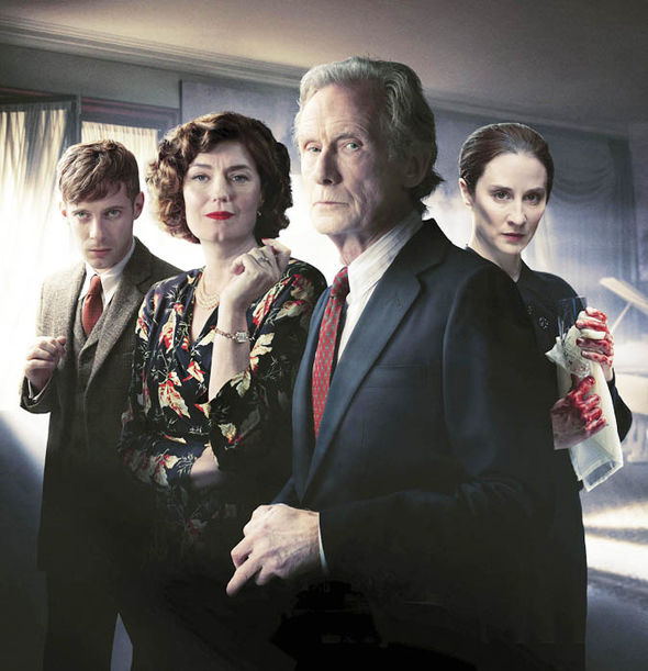 Bill Nighy is married to Anna Chancellor's Rachel