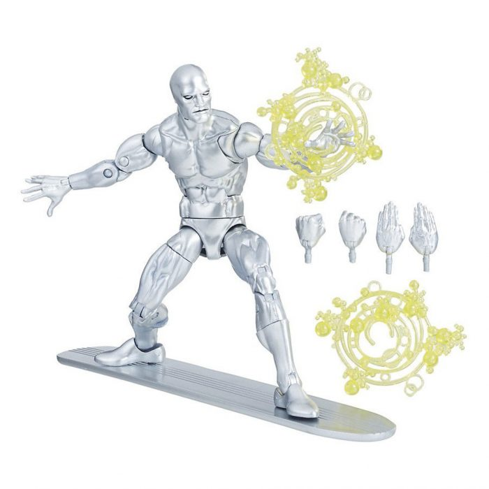 Marvel Legends Silver Surfer Figure