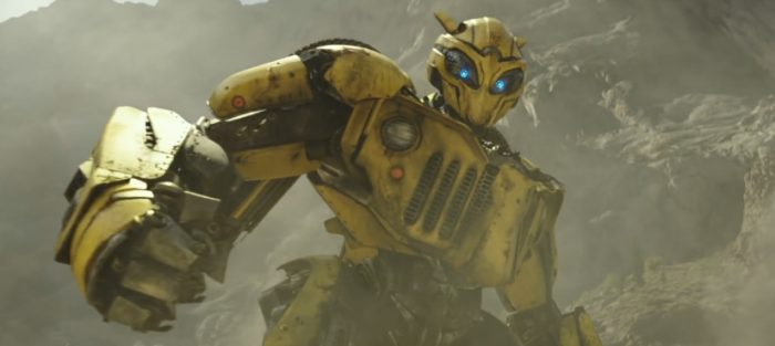 Bumblebee Featurette