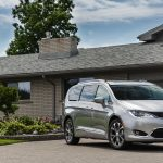 The Pacifica arrives to reclaim Chrysler's minivan throne—and a 2018 10Best award. As a family hauler, safety is key: there are more than 100 standard and available features including a surround-view camera, adaptive cruise control, and forward-collision alert.