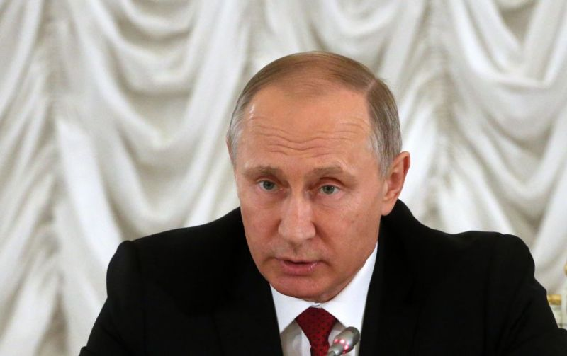 Russian President Vladmir Putin in St. Petersburg today for the St. Petersburg International Economic Forum, acknowledged today that Russian hackers may have interfered in the US election.