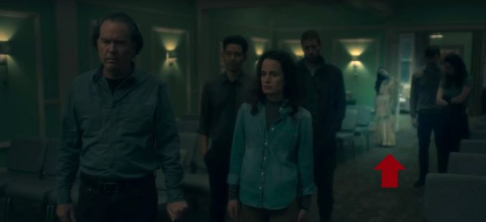 Haunting of Hill House Hidden Ghosts