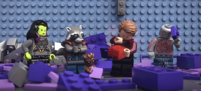 LEGO Marvel Super Heroes Short