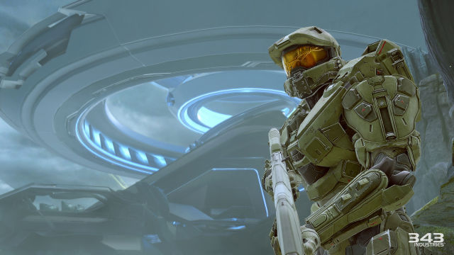 <em>Halo 5</em> featured perhaps the series' most confounding campaign yet... but the online multiplayer still ruled.