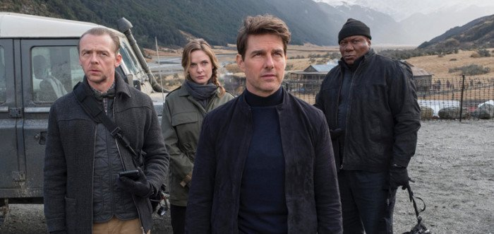 Mission Impossible 6 - Tom Cruise Injured