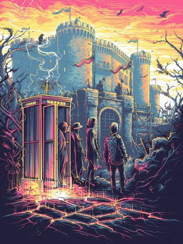 Dan Mumford - Lost Days - Bill & Ted's Excellent Adventure