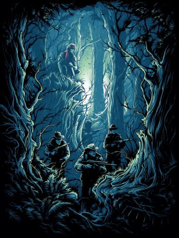 Dan Mumford - Lost Days - First Blood