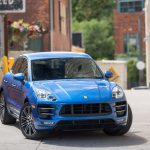 2. Porsche Macan Turbo