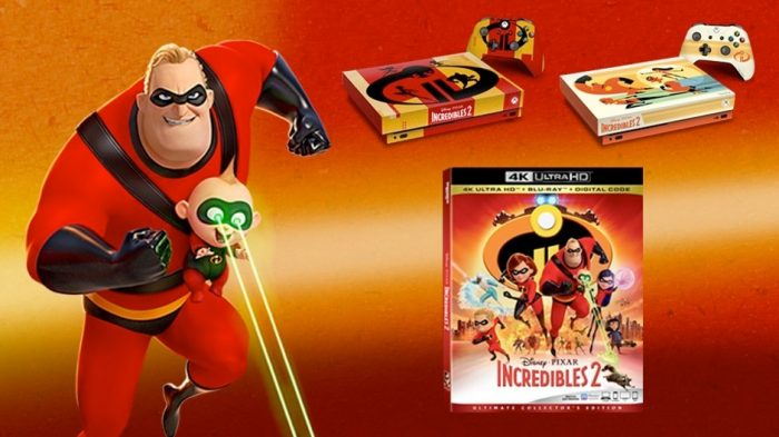 Incredibles 2 Xbox One X