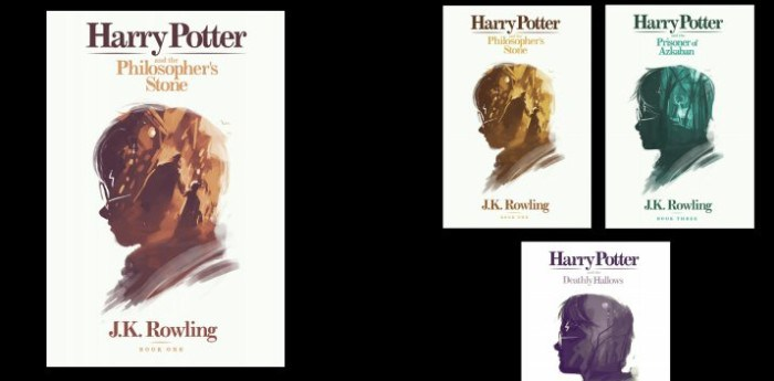 olly moss unreleased harry potter cover art