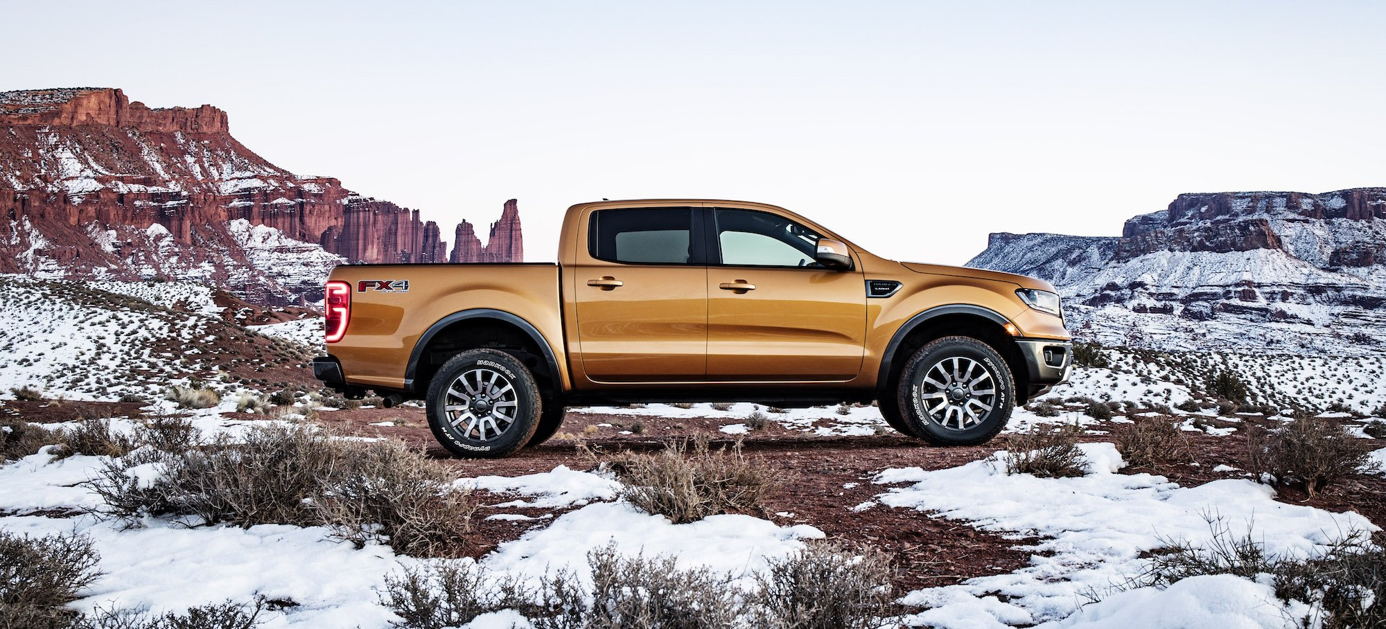 2019 Ford Ranger EMBARGOED DO NOT USE