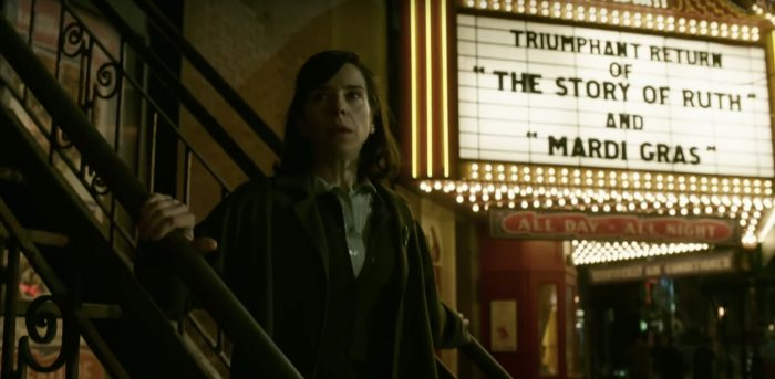 The Shape of Water References