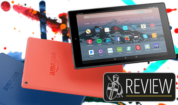 The Fire HD 10 is the latest tablet from Amazon