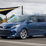 It's the Camry of minivans: The Sienna appeals to a wide range of families looking for roomy, comfortable, and high-quality transport—and it succeeds. A 296-hp 3.5-liter V-6 paired to an eight-speed automatic drives the front or—in a segment exclusive—all four wheels, a bonus when the weather turns nasty.