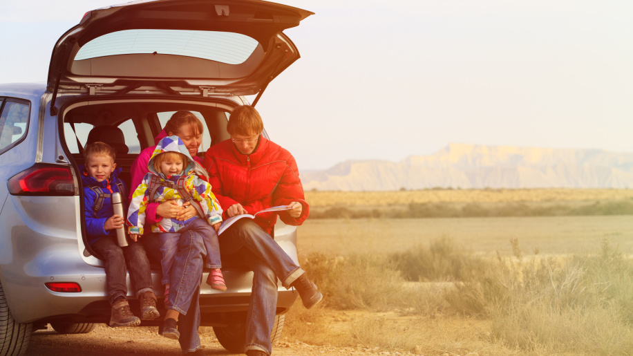 family road trip Our top 10 getaways for family travelers awards go to the original family vacation: the road trip.