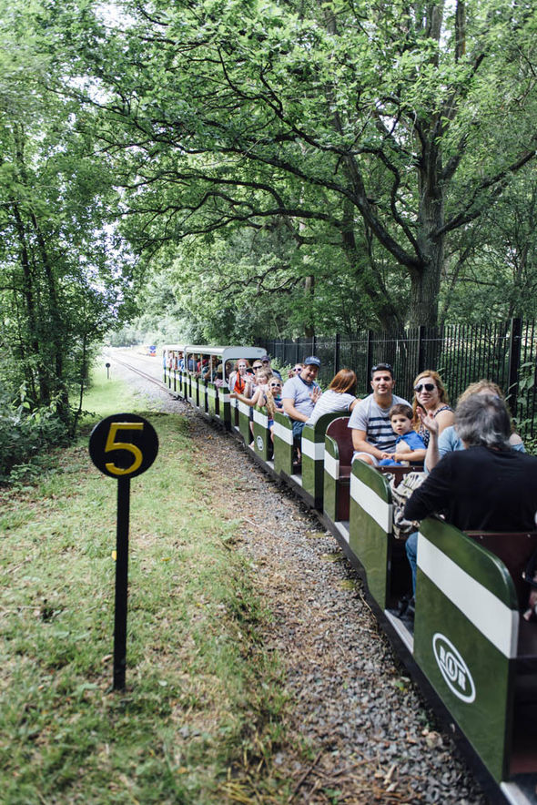 The Ruislip Lido Railway