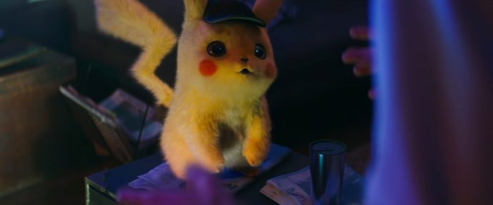 detective pikachu pokemon list