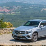 13. Mercedes-Benz GLC coupe