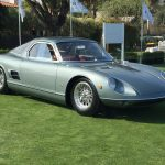 1964 ATS 2500 GTS Coupe by Allemano