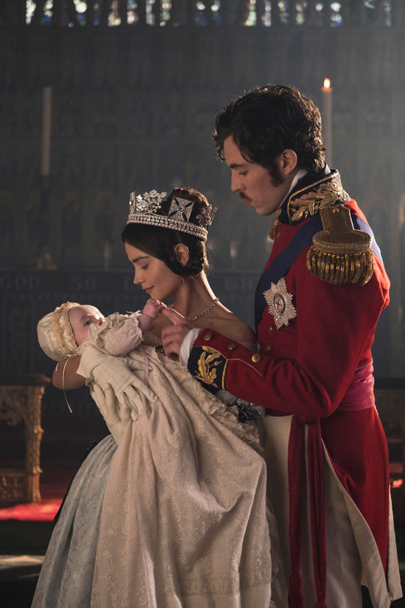 Victoria and Alfred