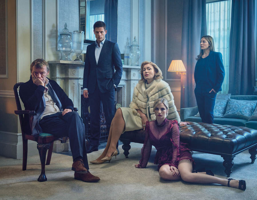 McMafia: Meet the cast of the new BBC drama