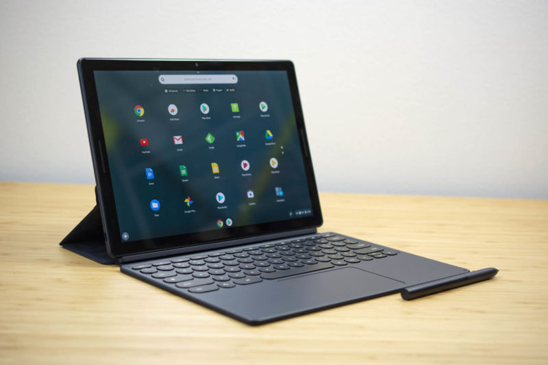 "Pixel Slate review: Paying the ""Google"" premium for Chrome OS"