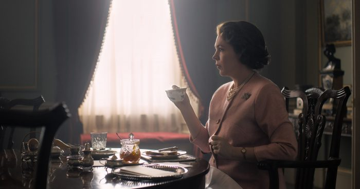 The Crown Olivia Coleman