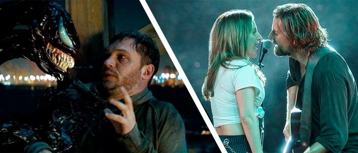 A Star is Born and Venom Box Office